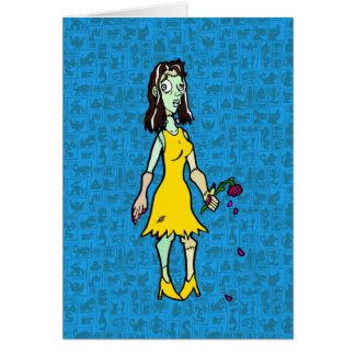 Bride-of-Frankenstein Card