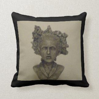 Bride of Frankenstein Cushion