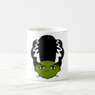 Bride of Frankensteins Coffee Cup