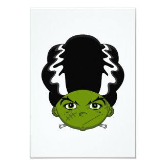 Bride of Frankensteins RSVP Card