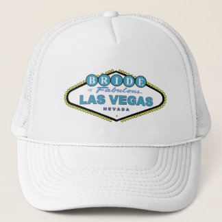 Bride of Las Vegas Hat