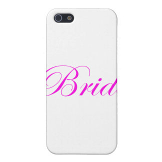 Bride-Pink Case For The iPhone 5