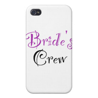Bride s Crew iPhone 4/4S Case