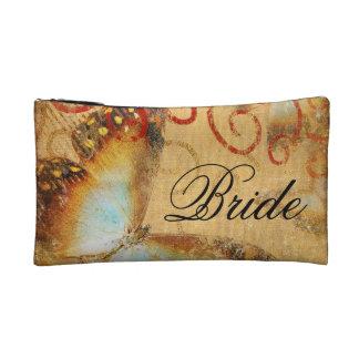 Bride s Make Up Bag Travel Accessory Bags