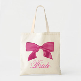 Bride s tote bag