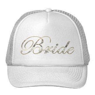 Bride Silver Cap
