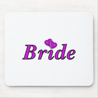 Bride Simply Love Mouse Pad
