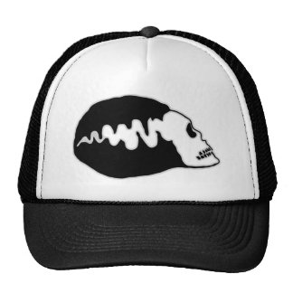 Bride Skull Cap