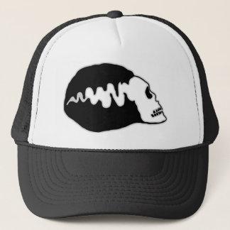 Bride Skull Trucker Hat