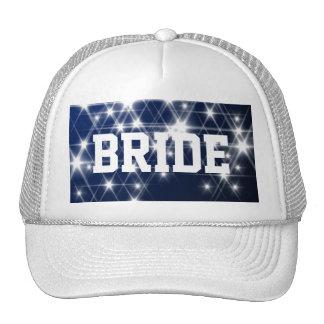 Bride Sparkle Trucker Hat
