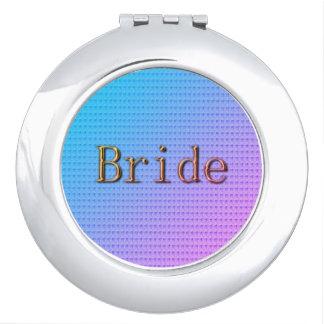Bride_Spring-Summer(c)Tropic-Blue-Pink-Bronze Vanity Mirrors