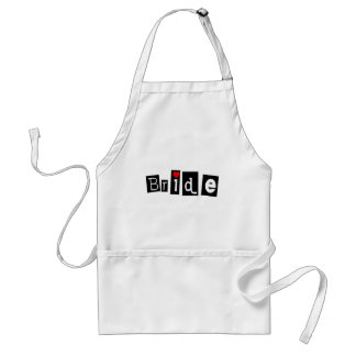 Bride (Sq) Apron