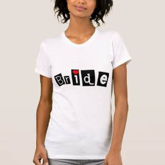 Bride (Sq) T-Shirt