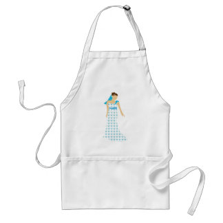 Bride T-shirts and Gifts Adult Apron