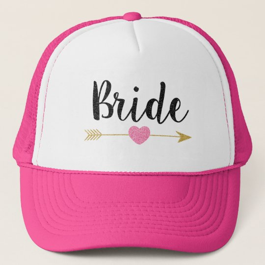 Bride|Team Bride Trucker Hat