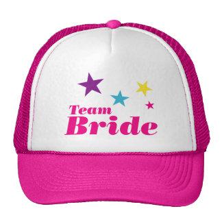 Bride team cap