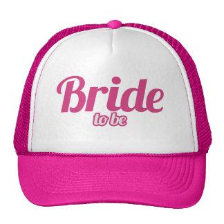 Bride to be cap