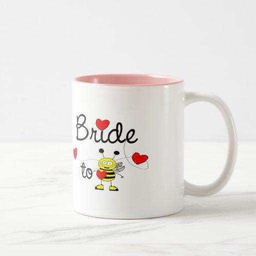 Bride to Be / HEART HAPPY BEE Mugs