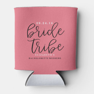 BRIDE TRIBE BACHELORETTE PARTY can cooler