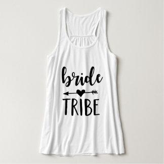 Bride Tribe bachelorette Tank Top