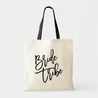 Bride Tribe Black Script