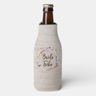 Bride Tribe Bottle Coozie