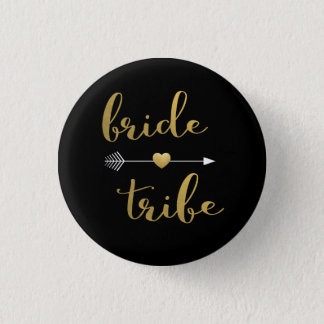 Bride Tribe Bridesmaid Button