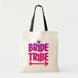 Bride Tribe Bridesmaid Tote Bag