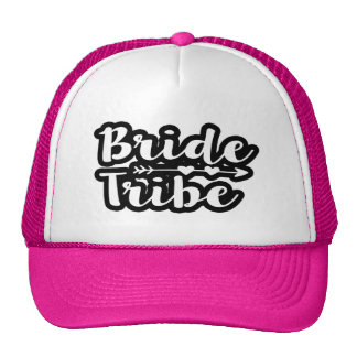Bride Tribe Bridesmaid trucker hat