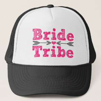 Bride Tribe Bridesmaid women's hat