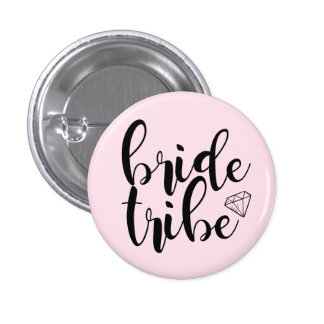 Bride Tribe | Button