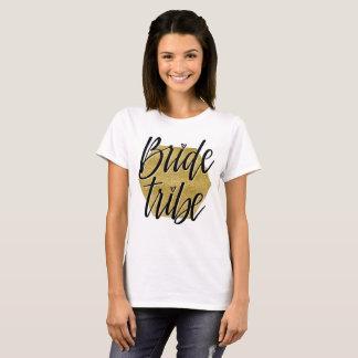 Bride Tribe (gold) T-Shirt