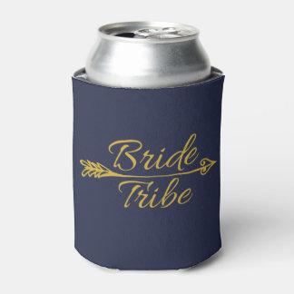 Bride Tribe Hugger Can Cooler