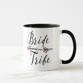 Bride Tribe with Arrow Coffee Mug