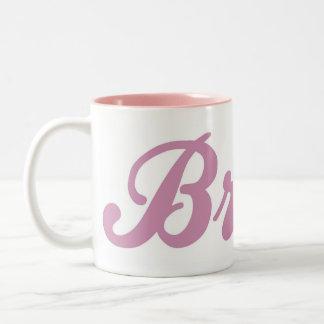 bride Two-Tone coffee mug