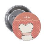 Bride -- Wedding dress // PINK Button