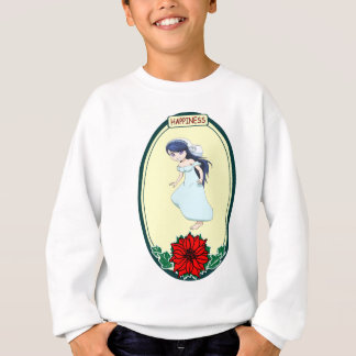 Bride, wedding items sweatshirt