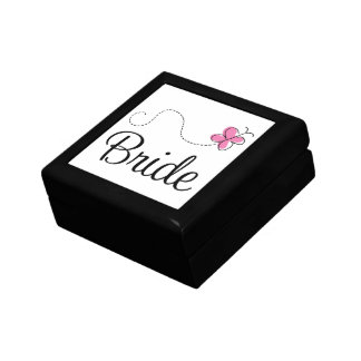 Bride Wedding Keepsake Gift Box