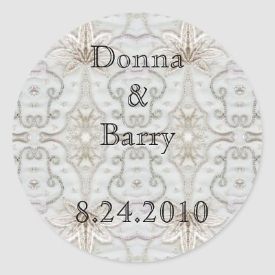 Bride Wedding lace grey gold Sticker by dbvisualarts