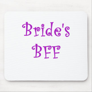 Brides BFF Mouse Pad