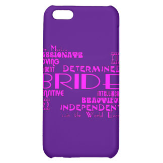 Brides Bridal Showers Wedding Parties : Qualities Case For iPhone 5C