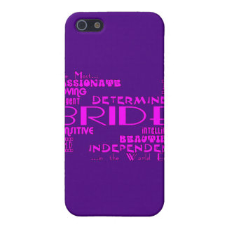 Brides Bridal Showers Wedding Parties : Qualities iPhone 5 Cover
