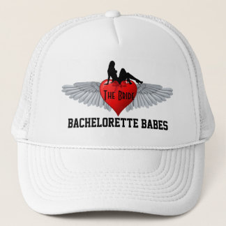 Brides Crew bachelorette party Trucker Hat