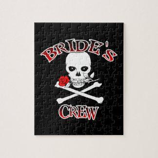 Bride's Crew Puzzle