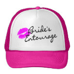 Brides Entourage (Kiss) Trucker Hat