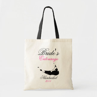 Bride's Entourage Nantucket Tote