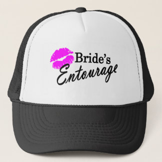 Brides Entourage Trucker Hat