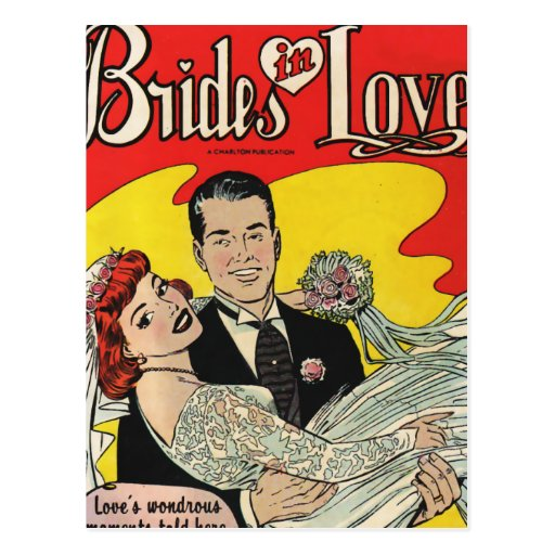 Brides Love Post Cards