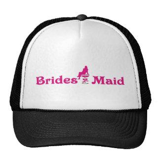 Brides Maid Cap