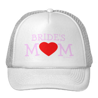 Bride's Mother Wedding Rehearsal Hat